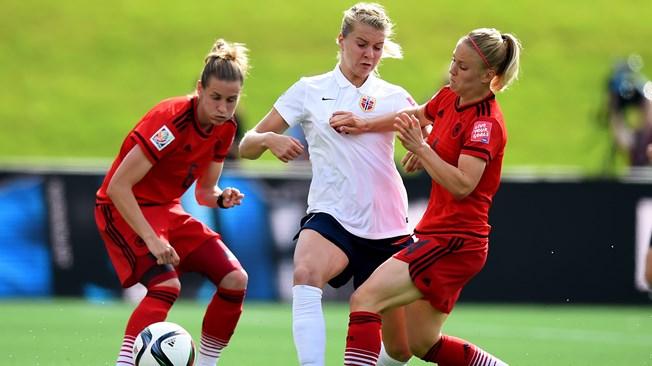 Un golazo de Mjelde le roba un punto a Alemania (1-1)