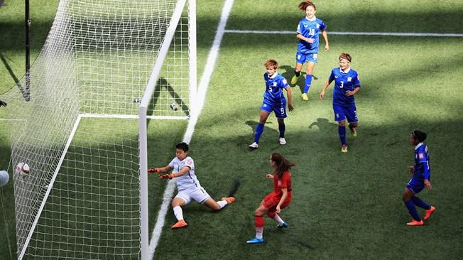 Alemania pasa como líder tras golear a Tailandia (4-0)