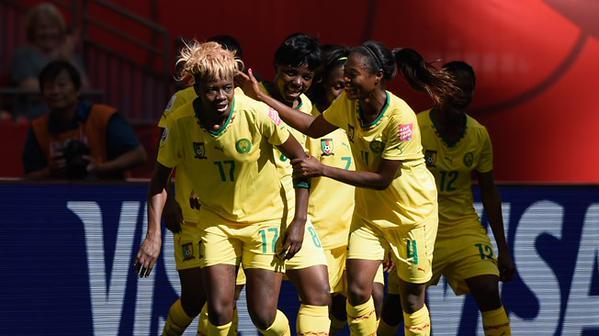 Camerún se da un festín a costa de Ecuador (6-0)