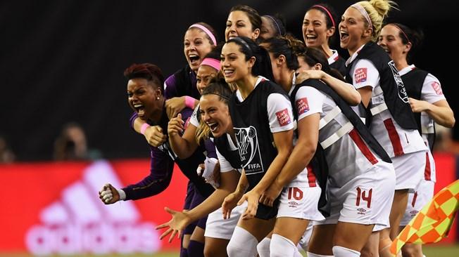 Canadá continúa la fiesta ante Holanda (1-1)