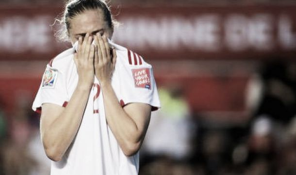 """Celia Jiménez: """"El equipo está pasando un momento difícil"""""""