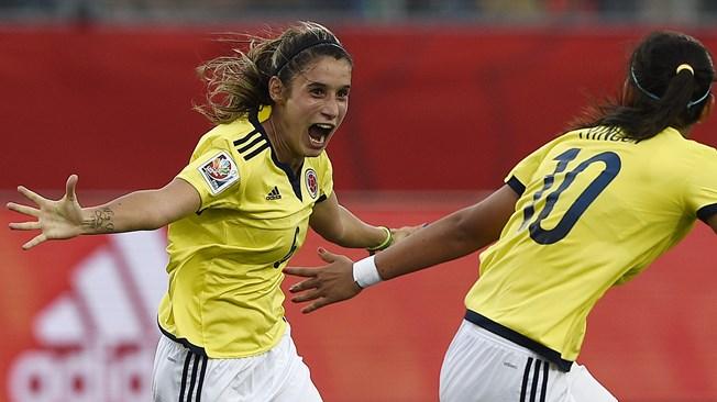 Colombia le arranca un punto a México (1-1)