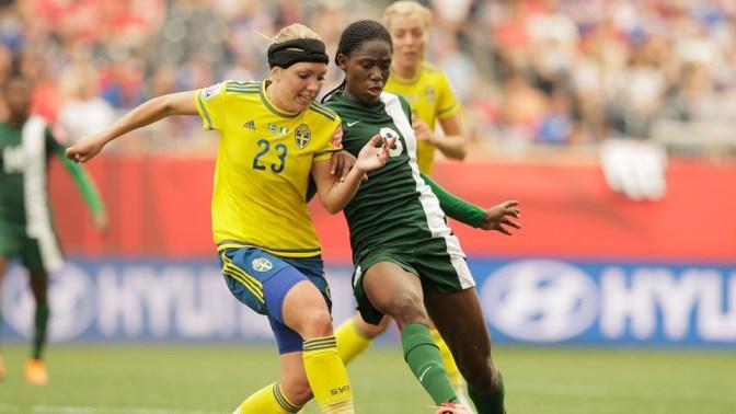 Nigeria da la sorpresa y empata ante Suecia (3-3)