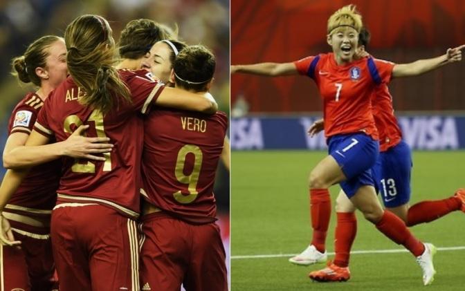 Corea-España: el partido definitivo