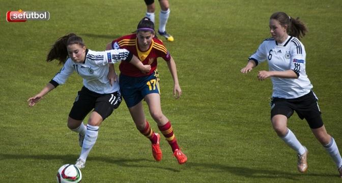 La sub-17 se enfrentará a Francia en semifinales (2-0)