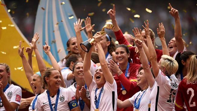 Estados Unidos es campeona del mundo (5-2)