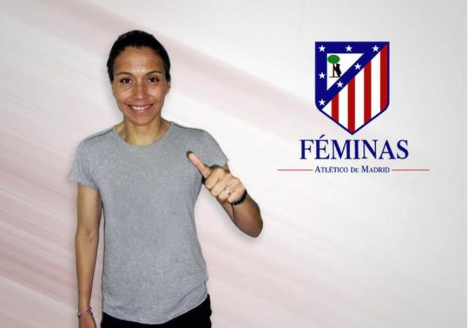 Kenti Robles y Mariela Coronel, al Atlético de Madrid Féminas