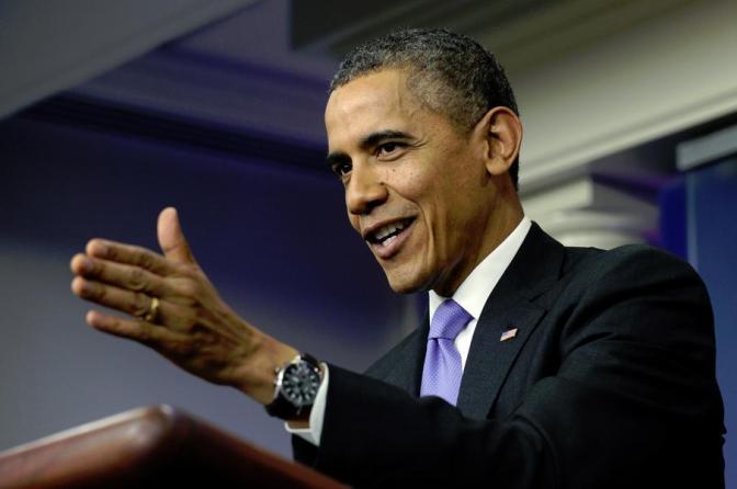 Obama llamó a la Selección de Estados Unidos