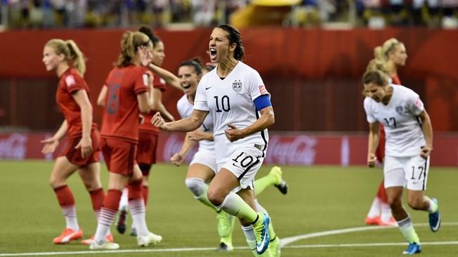 Estados Unidos se mete en su ansiada final (2-0)