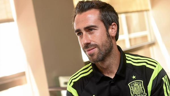 Foto @SeFutbol: Jorge Vilda, nuevo seleccionador de la Selección española absoluta de fútbol femenino.