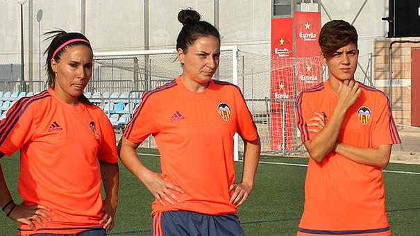 Foto Valencia CF: el Valencia, a tope para la Liga.