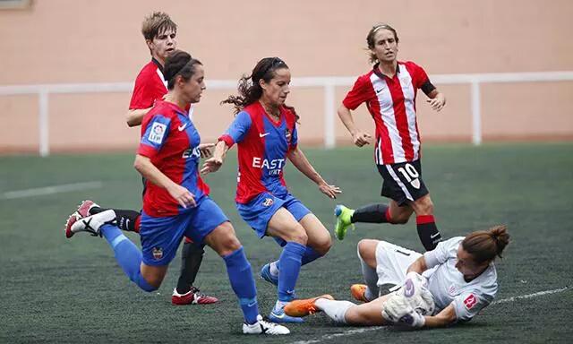 El Levante se queda sin recompensa en el estreno liguero frente al Athletic (0-2)