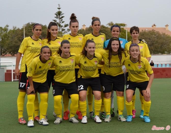Foto www.futbolbalear.es: el XI del Santa Teresa posa antes de un partido.