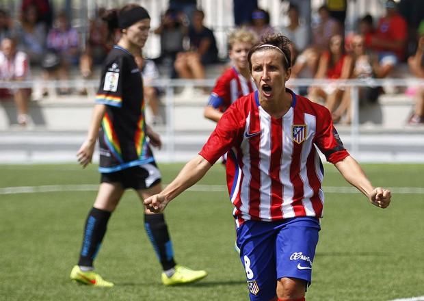 El Atleti Féminas asusta en un gran derbi ante el Rayo Femenino (3-0)