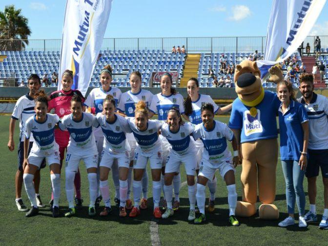 La UD Granadilla suma sus primeros puntos en la liga (3-0)