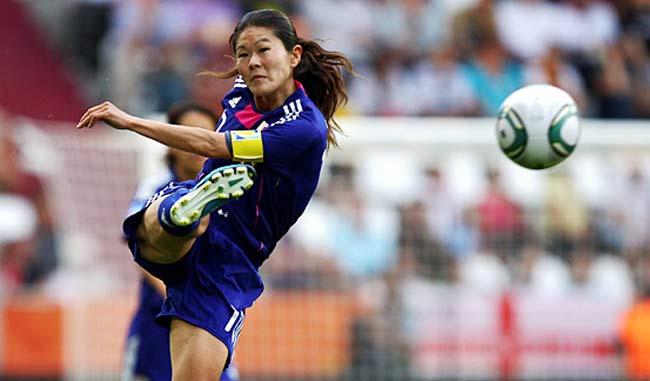 Homare Sawa se despide del fútbol