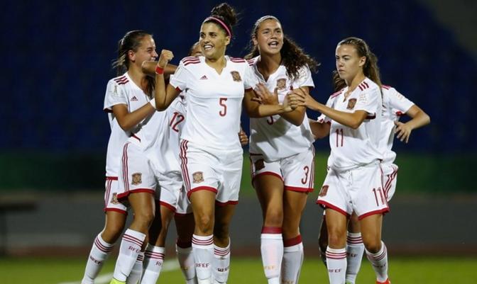 La Selección sub-17 se planta en semifinales del Mundial tras vencer a Alemania