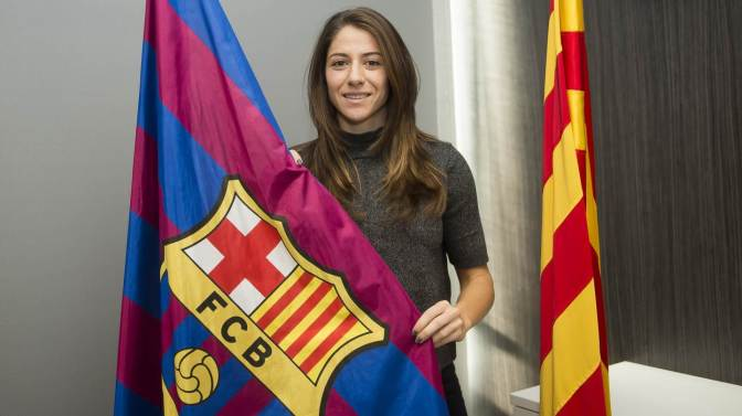 Vicky Losada regresa al Barcelona