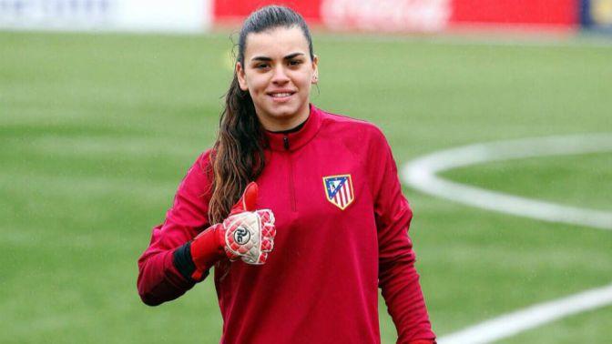 El Atlético de Madrid refuerza su portería con María Isabel Rodríguez 'Misa'