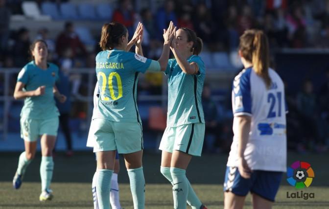 FC Barcelona, Valencia, Atlético y Granadilla, a por la final de la Copa