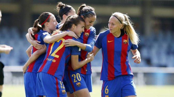 El Barcelona, a punto de hacer historia