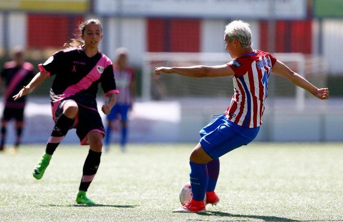 Emoción, mucho fútbol y el Atlético, en semifinales