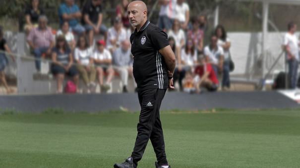Jesús Oliva, entrenador del Valencia la próxima temporada