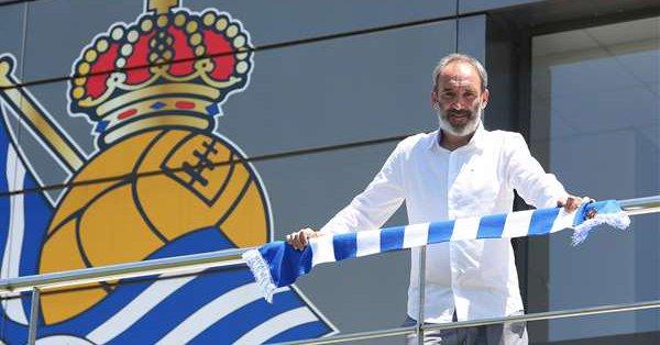 Juanjo Arregi entrenará a la Real Sociedad