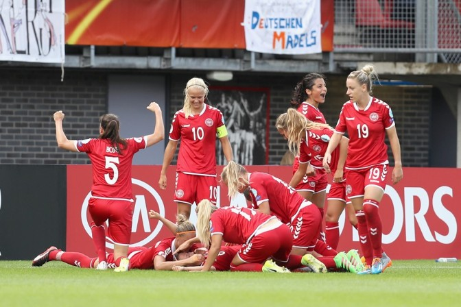 Holanda, a semis de su Euro; Dinamarca, rival de España o Austria tras una remontada histórica a Alemania