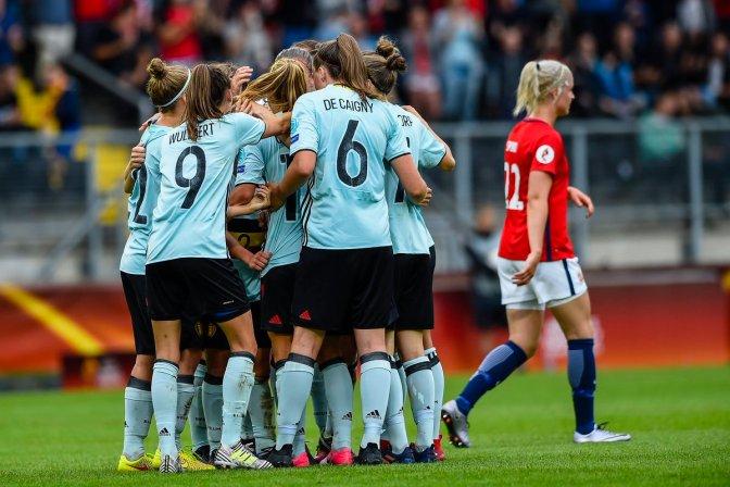 Holanda consigue su segunda victoria y Bélgica da la sorpresa ante Noruega