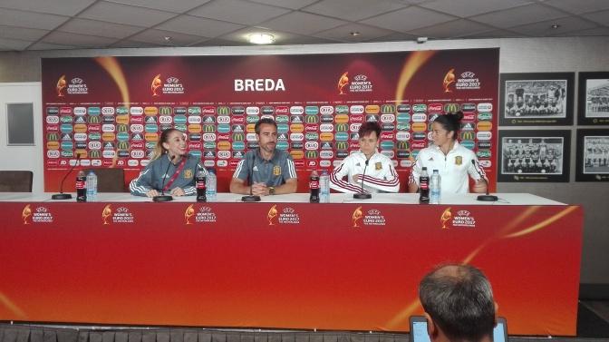 """Jorge Vilda: """"Mañana será el partido más duro que hayamos tenido"""""""