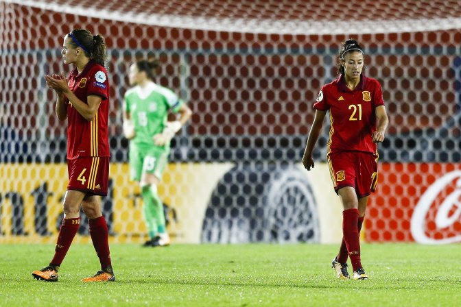 """Irene Paredes: """"Estamos desilusionadas con el resultado"""""""