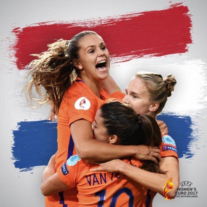 Dinamarca y Holanda se verán las caras en la final de la Eurocopa